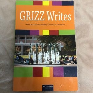 Oakland University Grizz Writes